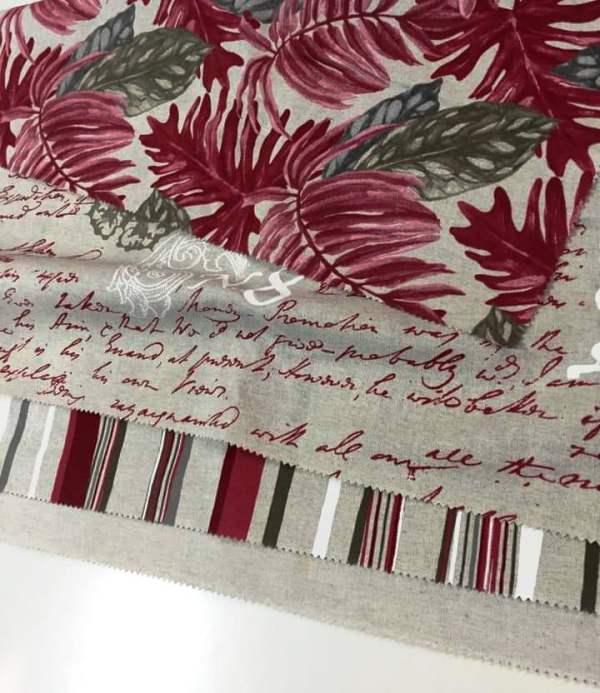текстили за пердета и римски щори
